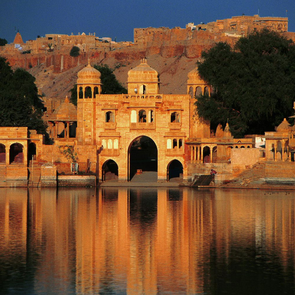 the-Golden-City,-Jaisalmer